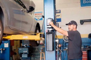 Tire Services & Wheel Alignments